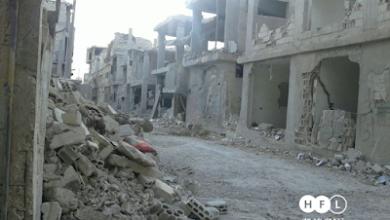 Photo of كارثة إنسانية في مدينة درعا وواقع إنساني يحتضر ..