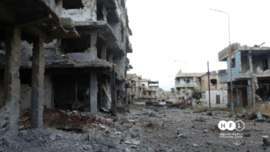 Photo of التقرير اليومي لآخر الأحداث الميدانية في محافظة درعا 12-11-2017