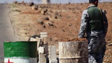 Photo of محلي داعل يسلّم الحاجز بين داعل وخربة غزالة لمحكمة دار العدل