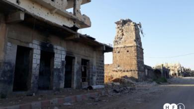 Photo of لا صلاة جمعة في مدينة درعا للأسبوع الثالث على التوالي