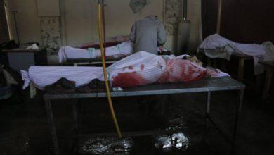 """Photo of صواريخ """"رعد"""" التابعة لمنظومة السكود صواريخ """"رعد"""" التابعة لمنظومة السكود تطلق من مواقع قوات الأسد في حوران اتجاه الغوطة الشرقية"""