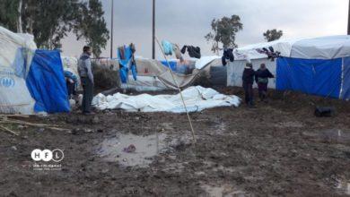 Photo of مهجرو بلدة تسيل بين جحيم النزوح وغياب المنظمات الإنسانية