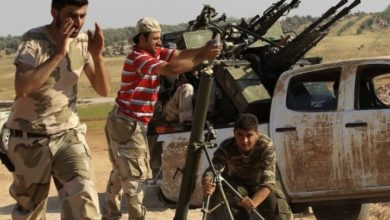 Photo of كمين للثوار يوقع قتلى من تنظيم داعش على أطراف حوض اليرموك