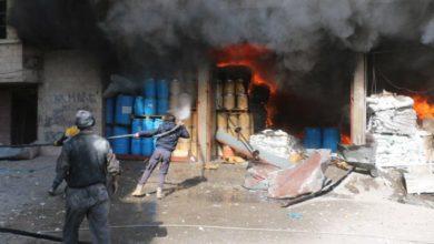 Photo of قوات الأسد تصعد من قصفها للغوطة الشرقية بشكل جنوني