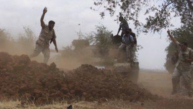 "Photo of خسائر تنظيم داعش تجبره على الإنسحاب .. وصد البغاة تعلن ""سحم الجولان"" منطقة عسكرية"