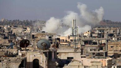 صورة الجنوب السوري .. بين عاصفة روسيا وعباءة أمريكا !