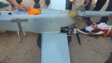 "Photo of الجيش الحر يُسقط طائرة استطلاع ""روسية الصنع"" فوق بصر الحرير شرقي درعا"