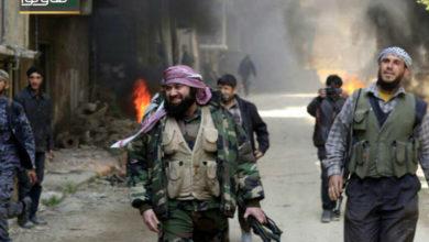 """Photo of البويضاني يؤكد بقاء """"جيش الإسلام"""" في الغوطة ويوجّه رسالة إلى فصائل الجنوب السوري"""