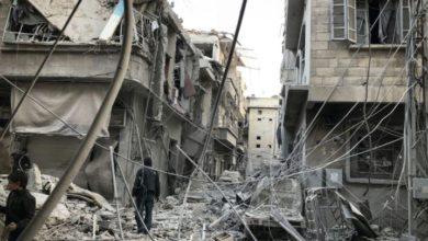 Photo of المدنيّون في الغوطة الشرقية بين ظلام الملاجئ ولهب البراميل المتفجّرة
