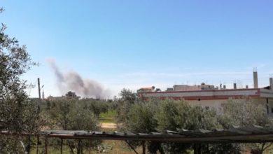Photo of قصف مكثف على درعا لليوم الثالث على التوالي