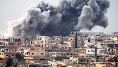 Photo of عمليات النزوح ترتفع .. الطيرن الحربي يجدد غاراته على ريف درعا