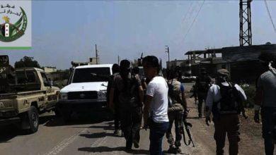 Photo of الجيش الحر يصد هجومًا عنيفًا لتنظيم داعش غرب درعا