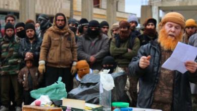 """Photo of درعا : تسجيل صوتي لقيادي في """"داعش""""  يكشف عن قضايا """"فساد"""" أخلاقي"""