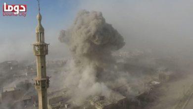 Photo of عشرات القتلى لقوات الأسد على أطراف دوما .. والأسد يكثّف استهدافه بالغازات السامّة على دوما
