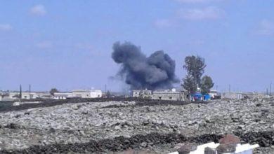 """Photo of للمرة الأولى منذ بدء اتفاق خفض التصعيد .. الحربي """"الروسي"""" يستهدف بلدات في ريف درعا"""