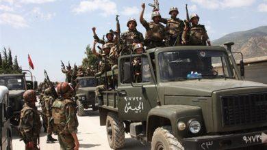 "Photo of قوات الأسد تستقدم تعزيزات عسكرية إلى منطقة ""حضر"" بريف القنيطرة"
