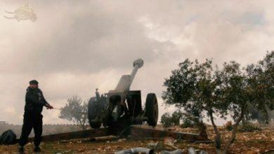 """Photo of """"البنيان المرصوص"""" تستهدف رتلًا عسكريًا في مدينة درعا"""