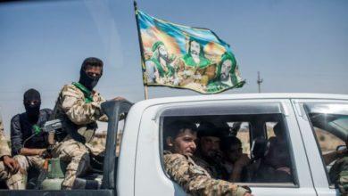 "Photo of مليشيات أجنبية تنسحب من نقاط لها في درعا .. ومجموعة ""نزار الفندي"" تصل إلى الفرقة التاسعة شمال درعا"