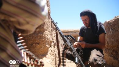 صورة طبول الحرب تُقرع في الجنوب السوري .!