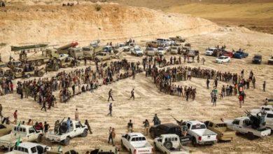 """صورة في خطوة تُعتبر الأولى من نوعها .. فصائل الجنوب السوري تُعلن عن تشكيل """"غرفة عمليات مركزية"""""""