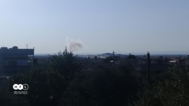"Photo of نابالم حارق على الحارّة وقصف مدفعي مكثّف شرق درعا .. و ""الحر"" يرد"