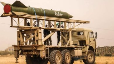 "Photo of بقدرة تدميرية هائلة .. ""الجيش الحر"" يصنع صاروخًا جديدًا في درعا"
