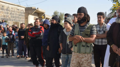 Photo of مصادر : مفاوضات بين هيئة الإصلاح في حوران وجيش خالد غرب درعا