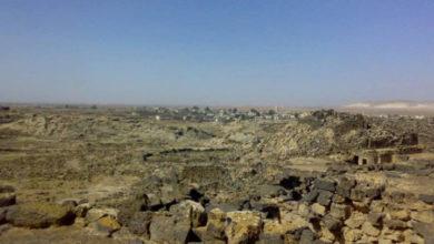 """Photo of منطقة """"اللجاة"""" .. مأساة إنسانية في ظل غياب المنظمات عنها"""