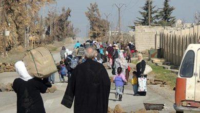 "Photo of بلدة حيط ""قلعة الصمود"" خاوية على عروشها بعد أن هجّر تنظيم داعش آلاف المدنيين منها"