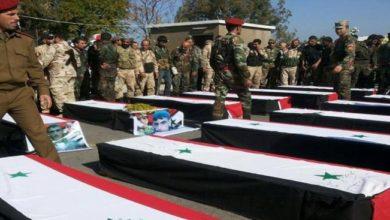 Photo of قوات الأسد تواصل بحثها عن جثث قتلى عناصرها في مختلف مدن وبلدات محافظة درعا وتعثر على مقابر جماعية