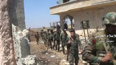 "Photo of إصابة العشرات من عناصر الفرقة الرابعة بـ""حالات تسمم"" في معسكر الصاعقة غرب درعا"