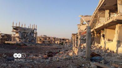 Photo of نظام الأسد ينقض وعوده في الجنوب السوري.. وضع إنساني صعب يواجه المدنيين