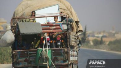 "Photo of مخاوف أهليّة من ضربة ""كيماوية"" على إدلب وتحضيرات وقائية منها ونزوح للآلاف"