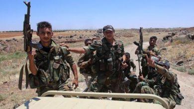 Photo of أسرى من الطرفين.. اشتباكات بين الفيلق الخامس والمخابرات الجوية شرق درعا