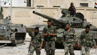 Photo of مجهول يُطلق النار على حاجز لقوات الأسد في مدينة درعا