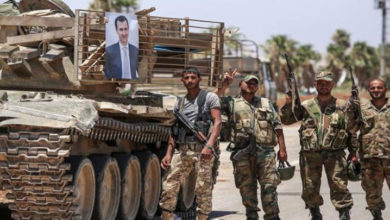 Photo of نظام الأسد يلتف على المصالحات بدرعا ويعتقل قيادي سابق في الجيش الحر