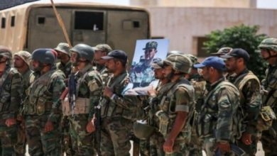 Photo of قتلى وجرحى من قوات الأسد بانفجار ألغامهم السابقة أثناء تفكيكها بدرعا المحطة