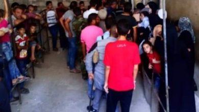 Photo of أزمة خبز في درعا تتصاعد.. واشتباك بين أمن وشرطة نظام الأسد