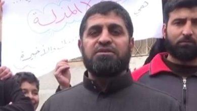 """Photo of مجهولون يغتالون القاضي السابق في دار العدل """"علاء الزوباني"""" غربي درعا"""
