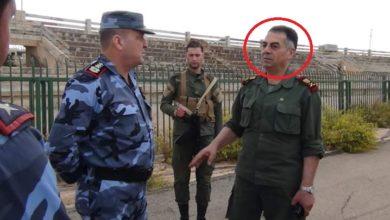 Photo of قذائف صاروخية تطال منزل قائد شرطة نظام الأسد بدرعا.. مصدرها قطاع يتبع لقوات الأسد
