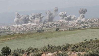 Photo of ارتقاء خمسة مقاتلين مُهجّرين من الجنوب السوري ذودًا عن حياض الشمال المحرر
