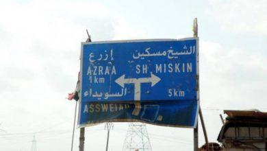 Photo of على خلفية شجار بينهما.. ضابط في قوات الأسد يقتل عنصر في مدينة الشيخ مسكين بريف درعا