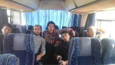 Photo of عودة أبناء الجنوب السوري الذين نُقلوا للقتال في ليبيا..!