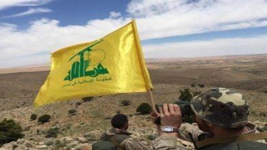 صورة صراع بين قياديي مليشيا حزب الله اللبناني في درعا