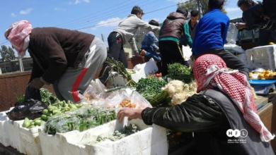 Photo of الأسعار تتضاعف في درعا بعد تدهور الليرة السورية مجددًا..!