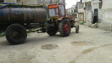Photo of شح كبير في مياه الشرب في درعا