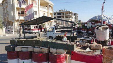 Photo of حواجز جديدة للفرقة الرابعة في حوض اليرموك غربي درعا !