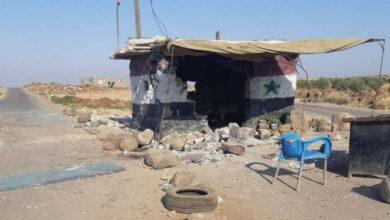 Photo of ضربة جديدة تطال قوات الأسد شرقي درعا