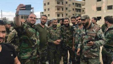 """Photo of الرابعة تسحب عناصر """"الغيث"""" بعد تأمين المنطقة الغربية بدرعا..!"""