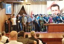 Photo of بالأسماء.. نظام الأسد يفرج عن دفعة جديدة لمعتقلين من درعا